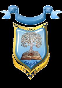 "Sigla Colegiului National ""Cuza Voda"" Husi"