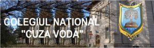 """Colegiul Național """"Cuza Vodă"""""""